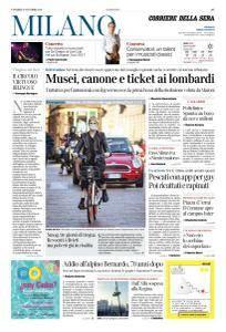 Corriere della Sera Milano - 27 Ottobre 2017