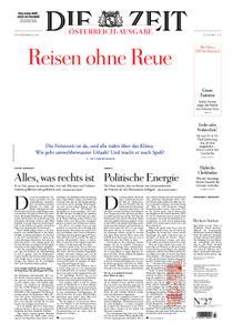 Die Zeit Österreich - 27. Juni 2019