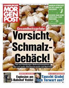 Hamburger Morgenpost - 18. Dezember 2017