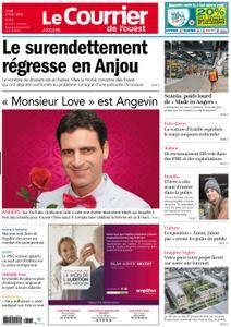 Le Courrier de l'Ouest Angers - 08 mars 2018