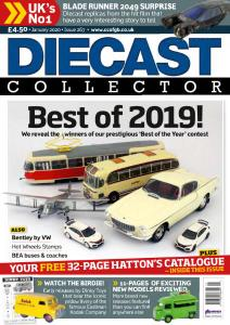 Diecast Collector - Issue 267 - January 2020