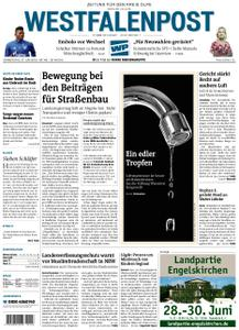 Westfalenpost Lennestadt/Kirchhundem - 27. Juni 2019