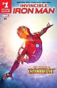 Invincible Iron Man 001 2017 Digital Zone-Empire