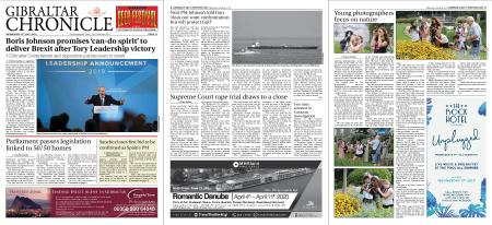 Gibraltar Chronicle – 24 July 2019