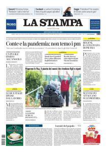 La Stampa Torino Provincia e Canavese - 11 Giugno 2020