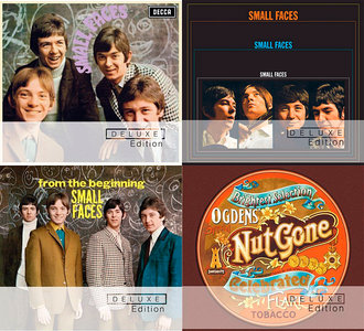 Small Faces - Deluxe Reissue Series '2012 [4 Albums on 9CD] RE-UP