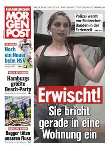 Hamburger Morgenpost – 28. Juni 2019