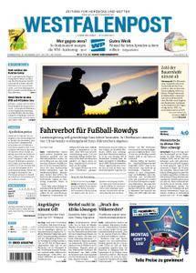 Westfalenpost Wetter - 30. November 2017