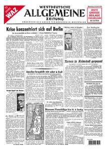WAZ Westdeutsche Allgemeine Zeitung Oberhausen-Sterkrade - 31. März 2018