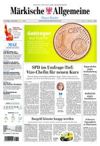 Märkische Allgemeine Dosse Kurier - 03. Januar 2019