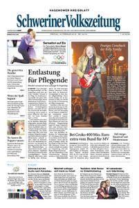 Schweriner Volkszeitung Hagenower Kreisblatt - 16. Februar 2018