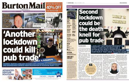 Burton Mail – September 11, 2020