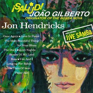 Jon Hendricks - Salud Joao Gilberto! (Remastered) (1963; 2019)