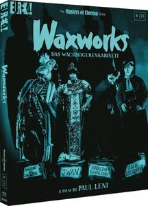 Waxworks / Das Wachsfigurenkabinett (1924) [Masters of Cinema - Eureka!]