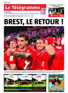 Le Télégramme Brest – 11 mai 2019