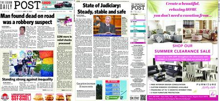 The Guam Daily Post – June 13, 2020