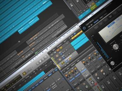 Groove3 - Mixing Drums in Logic Pro X (2016)