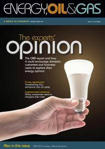Energy, Oil & Gas - October 2016