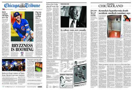 Chicago Tribune – October 07, 2017