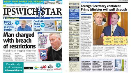 Ipswich Star – April 08, 2020