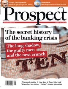 Prospect Magazine - August 2017
