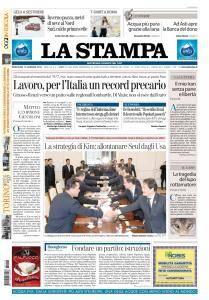 La Stampa Torino Provincia e Canavese - 10 Gennaio 2018