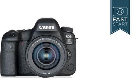Canon® EOS 6D Mark II Fast Start (2018)