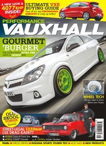 Performance Vauxhall - June 2019