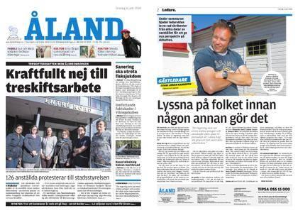 Ålandstidningen – 06 juni 2018