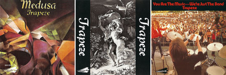 Trapeze - Three First Albums 1970-1972 (3CD) Remastered Reissue 1994 [Re-Up]