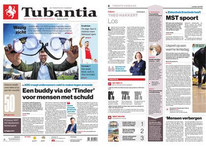 Tubantia - Enschede – 01 april 2019