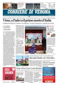 Corriere di Verona – 22 febbraio 2020