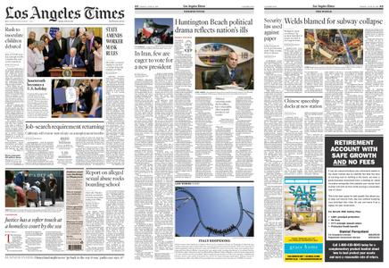 Los Angeles Times – June 18, 2021