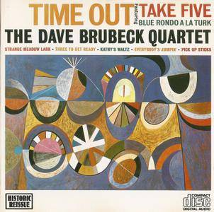 The Dave Brubeck Quartet - Time Out (1962)