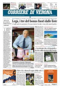 Corriere di Verona – 12 agosto 2020