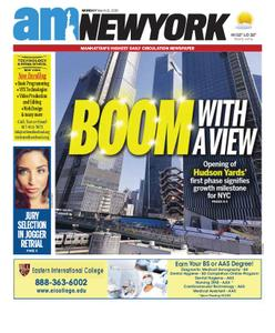 AM New York - March 11, 2019