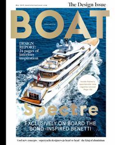 Boat International - May 2019