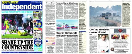 Sunday Independent Plymouth – February 23, 2020