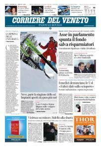 Corriere del Veneto Padova e Rovigo - 11 Novembre 2017