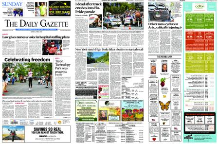 The Daily Gazette – June 20, 2021