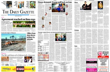 The Daily Gazette – January 10, 2020