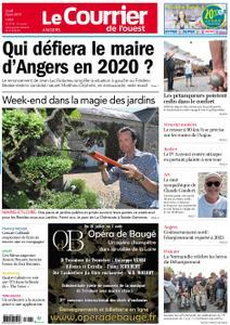Le Courrier de l'Ouest Angers – 06 juin 2019