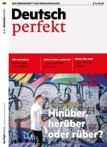 Deutsch Perfekt Plus - Nr.13 2019