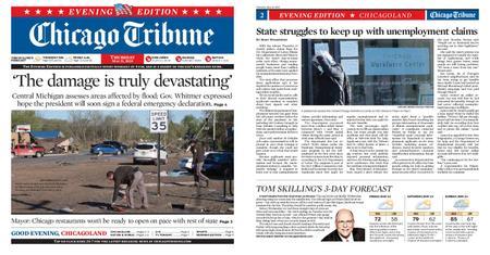 Chicago Tribune Evening Edition – May 21, 2020