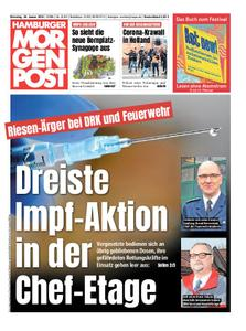 Hamburger Morgenpost – 26. Januar 2021