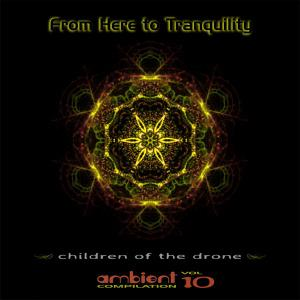 V.A. - From Here To Tranquility Vol. 10: Children of the Drone (2018)