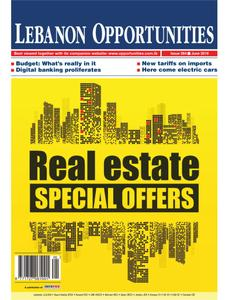 Lebanon Opportunities - June 2019