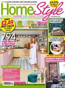 HomeStyle UK - September 2021