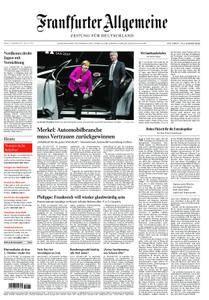 Frankfurter Allgemeine Zeitung F.A.Z. - 15. September 2017