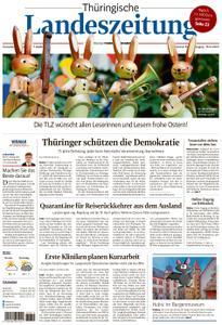 Thüringische Landeszeitung – 11. April 2020
